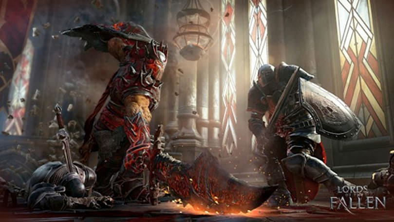 Lords of the Fallen on mobiles is 'brand new,' not a port