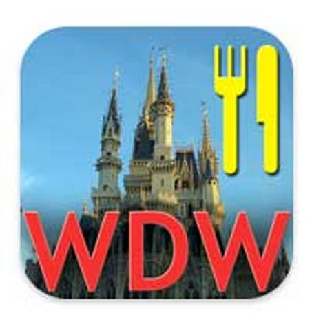 Walt Disney World on 5 apps a week