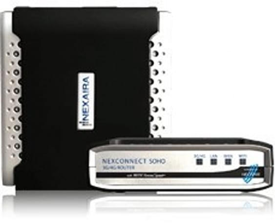 Nexaria's NexConnect SOHO router does 3G and 4G on the trot, BYO modem (video)
