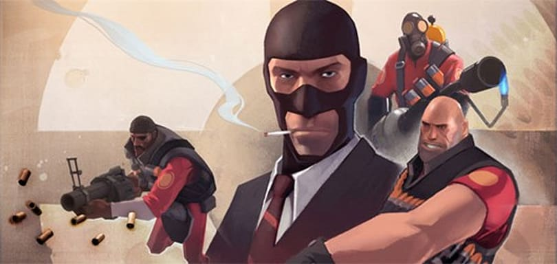 Team Fortress 2 helped Valve survive without an MMO