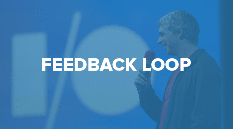 Feedback Loop: It's Google all the way down!