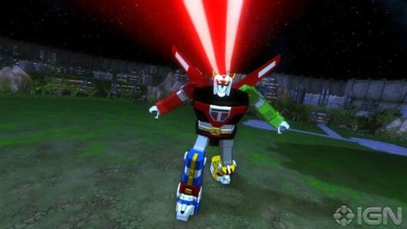 Voltron: Defender of the Universe coming this October to XBLA and PSN