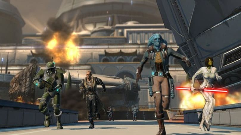 BioWare releases Makeb first-look video for SWTOR's upcoming expansion