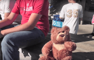 Become a cuddly teddy bear with Oculus Rift and Adawarp