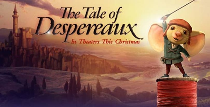 Atari picking up Brash's 'The Tale of Despereaux'