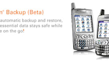 Palm outs Backup beta for Palm OS Treos