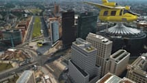 """Avcen Jetpod T-100 City Flying Taxi says """"naught"""" to highways"""