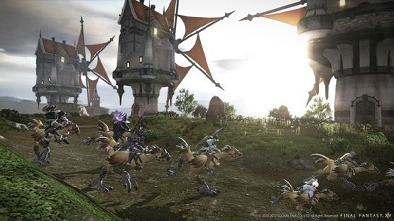 FFXIV producer letter addresses alpha questions