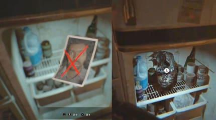 神迴避,日版《Resident Evil 7》只用張照片就取代了屍塊