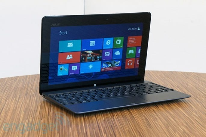 ASUS VivoTab RT review: everything you loved about the Transformer tablets, but with Windows