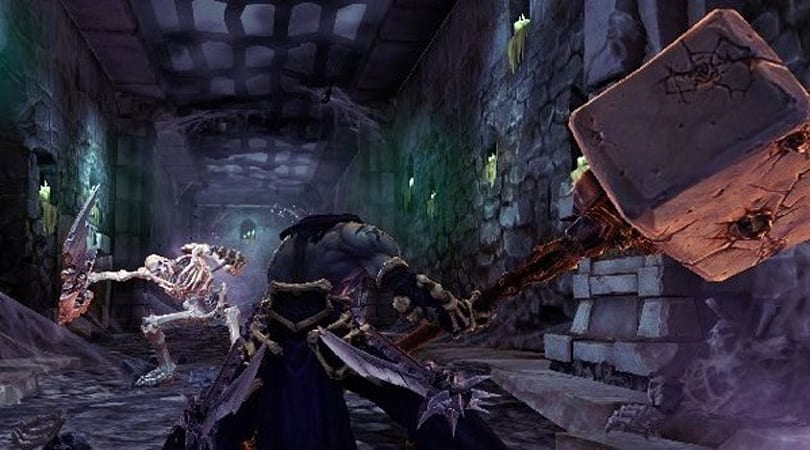 Darksiders 2 introduces Death's swiss army scythe
