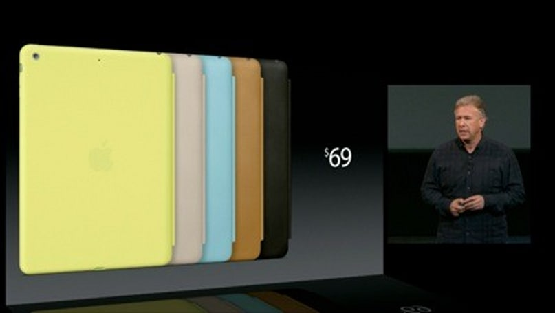 Apple announces new iPad covers and cases