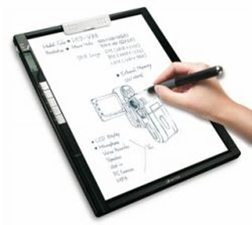 Aiptek's MyNote, for Tablet PC-lovers on a budget