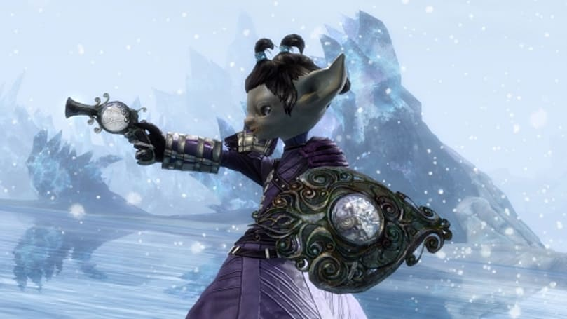 Guild Wars 2 kicks off Wintersday events