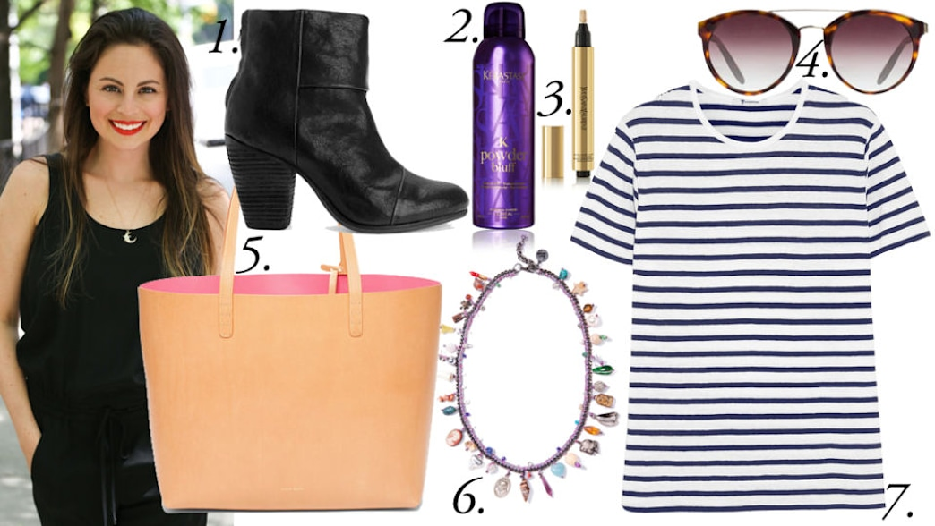 Top 9 at 9: Real fashion editor essentials for Fashion Week, plus more news
