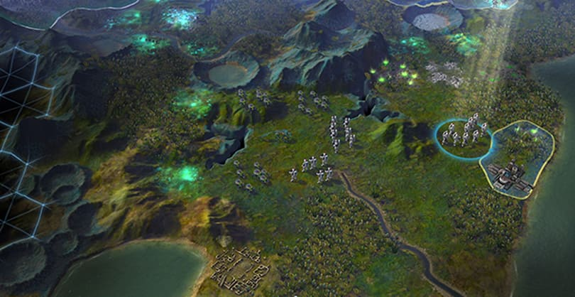 Civilization: Beyond Earth enters orbit on October 24