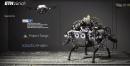 Four-legged bot uses drone sidekick to avoid rough terrain
