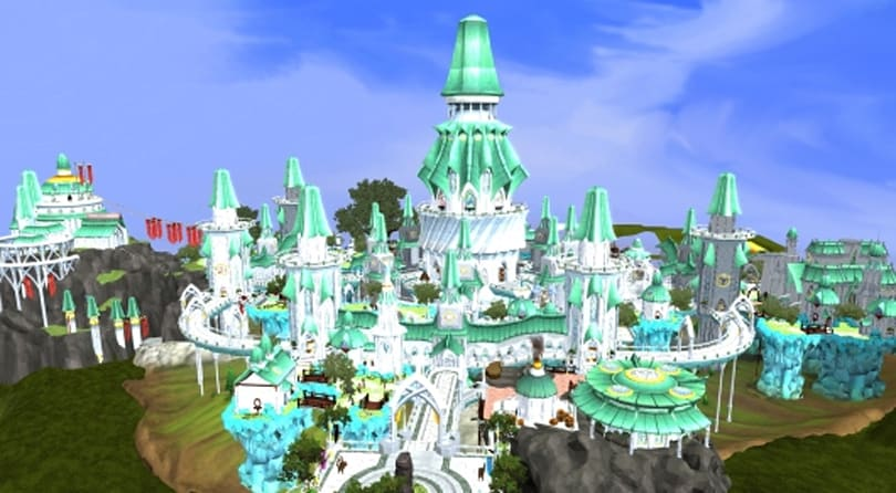 RuneScape's Lost City of the Elves expands further