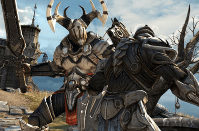 Infinity Blade is free for Black Friday week