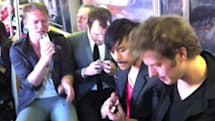 New York band plays a subway gig using nothing but iPhones