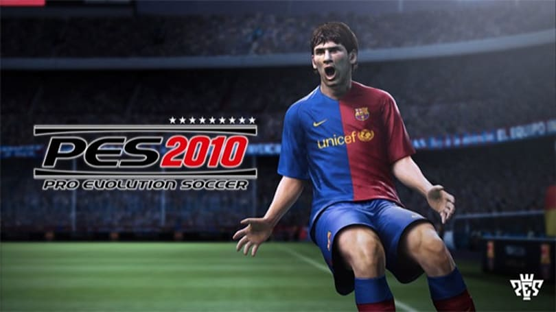 Pro Evo Soccer 2010 demo scores on Xbox Live