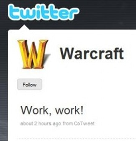 Blizzard franchises get their own Twitter accounts
