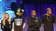 Kanye caught on Pirate Bay while his album streams on Pornhub (update)