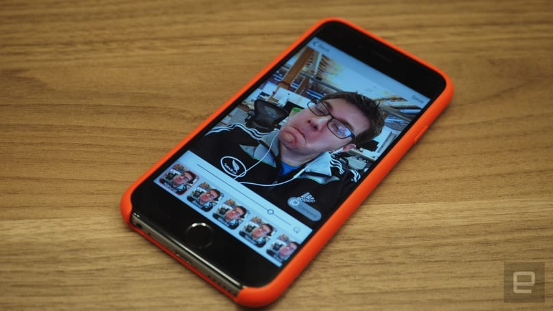 Microsoft Selfie app now shares your iPhone self-portraits