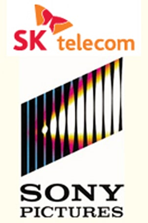 SK Telecom and Sony Pictures bring the big screen to your cell