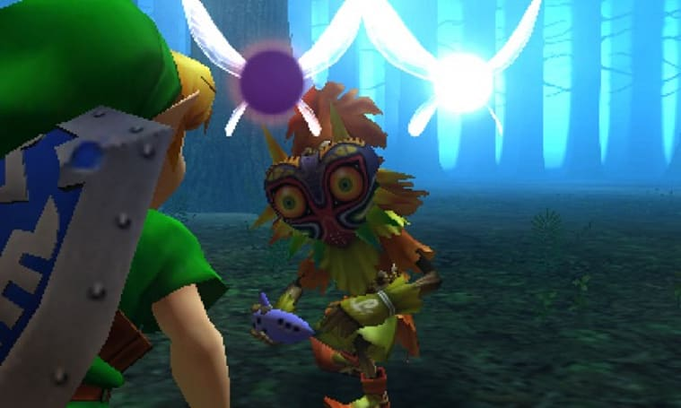 The timely tweaks in Majora's Mask 3D