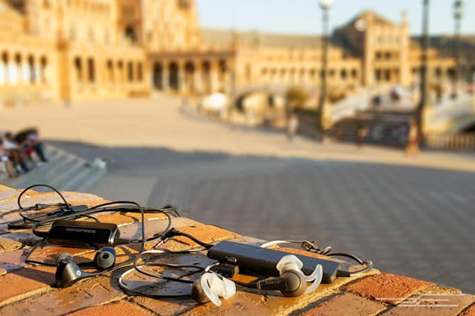 The best in-ear noise-cancelling headphones