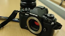 Olympus' OM-D E-M5 Mark II is a solid mid-range mirrorless camera