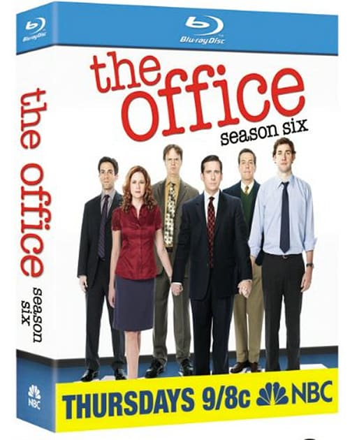 Bd live lets the office season six blu ray set stream next season 39 s episodes in hd - The office streaming season 1 ...