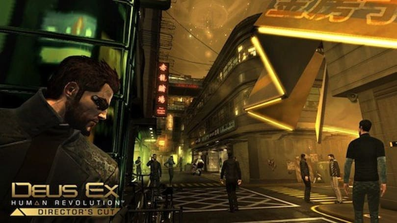 Upgrade Deus Ex: Human Revolution to Director's Cut for cheap on Steam