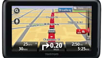 TomTom busts out GO 2405 TM and GO 2505 TM navigational devices
