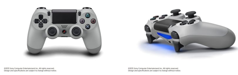 20th Anniversary PS4 controller and headset bring back PSX colors