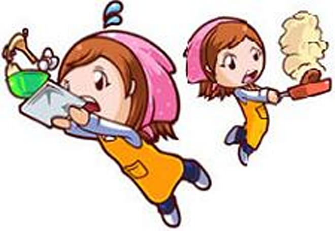 Cooking Mama to bake on the Wii again