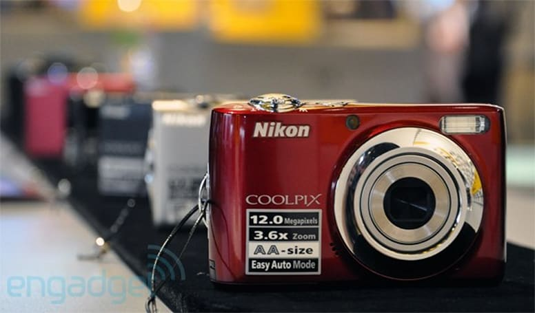 Nikon CoolPix 'Style' and 'Life' series hands-on