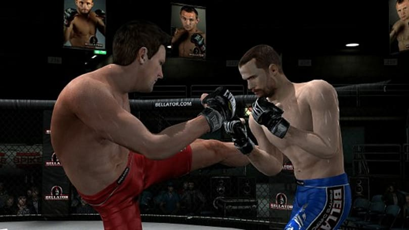 Bellator MMA Onslaught brings arcade-style grappling to XBLA and PSN