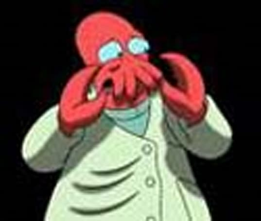 Apple II: Put the Zoid back in Zoidberg