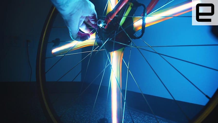 """Balight"" Smart LED Wheel: Quick Look"