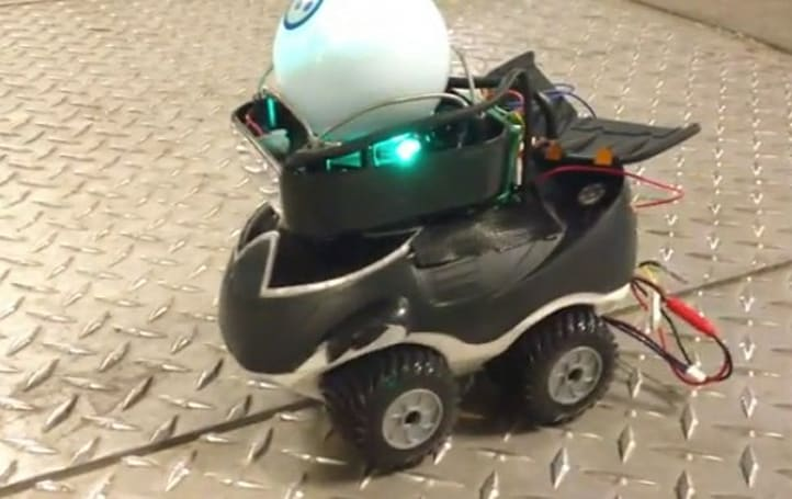 Sphero goes modular, spins out for a drive (video)