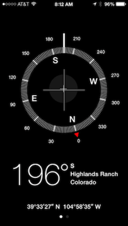 Get lost! iPhone compass app struggles in tests