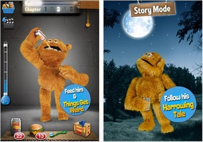 Daily iPhone App: Ozgood is a lovable piece of puppet tech