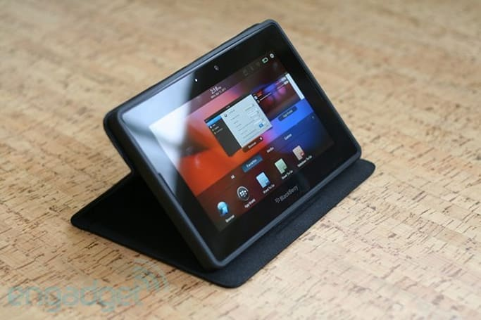 BlackBerry 10 coming to the PlayBook, RIM confirms
