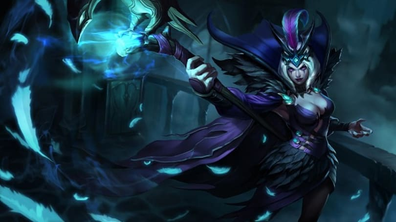 League of Legends' Halloween event is positively Harrowing
