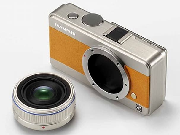 Olympus' Micro Four Thirds camera launching this summer
