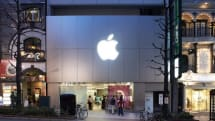 Japan is a growing market for Apple