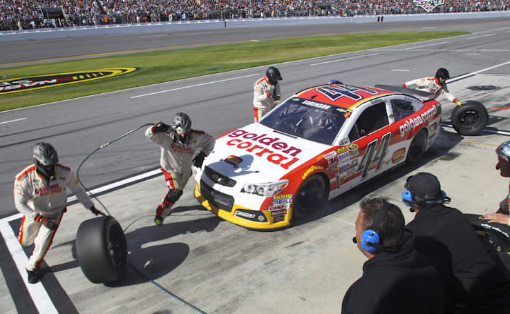 Daytona 500 will be broadcast in VR