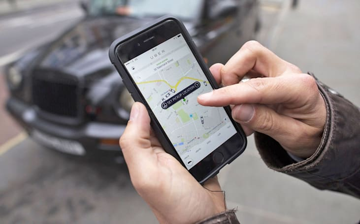 Uber is using Foursquare location data to help pick you up